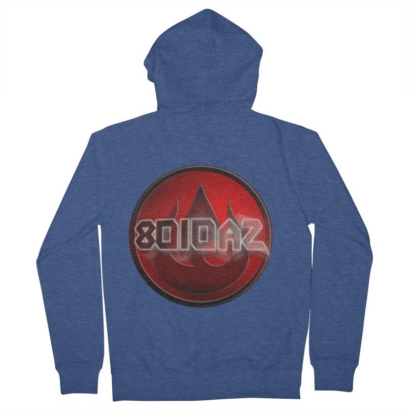 8010az Logo Men's French Terry Zip-Up Hoody by 8010az's Shop