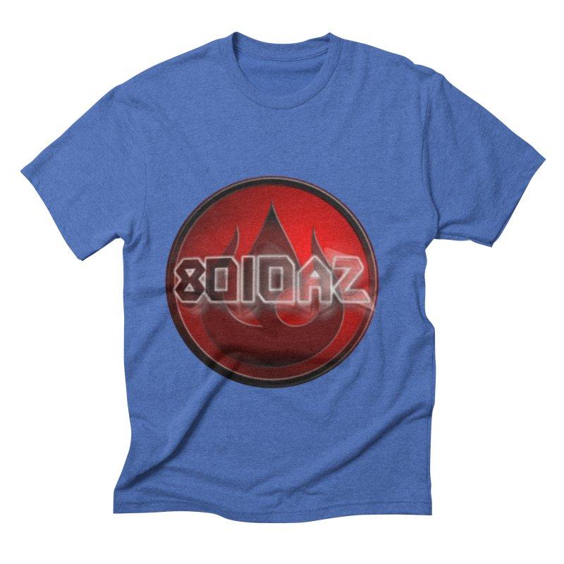8010az Logo Men's Triblend T-Shirt by 8010az's Shop