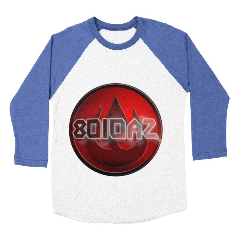 8010az Logo Men's Baseball Triblend Longsleeve T-Shirt by 8010az's Shop