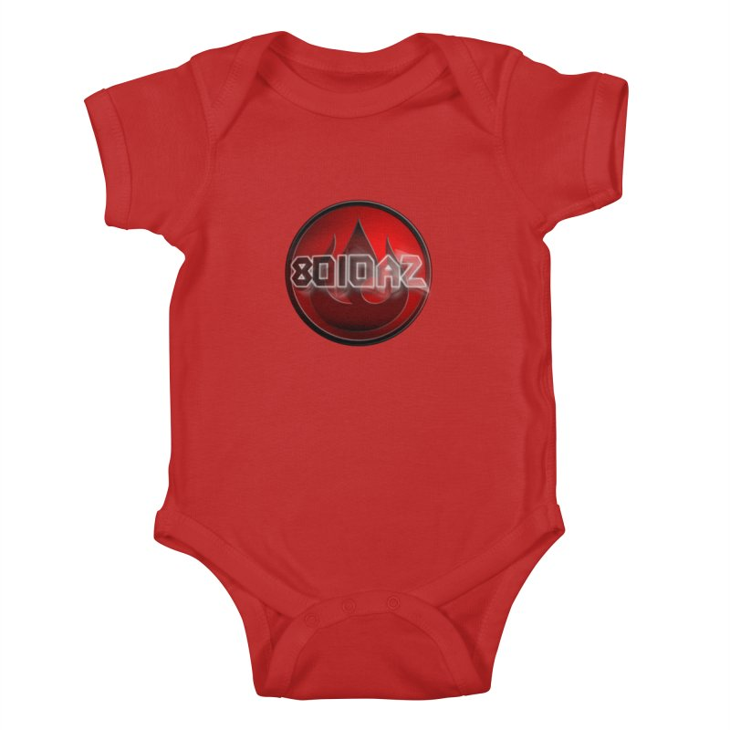 8010az Logo Kids Baby Bodysuit by 8010az's Shop