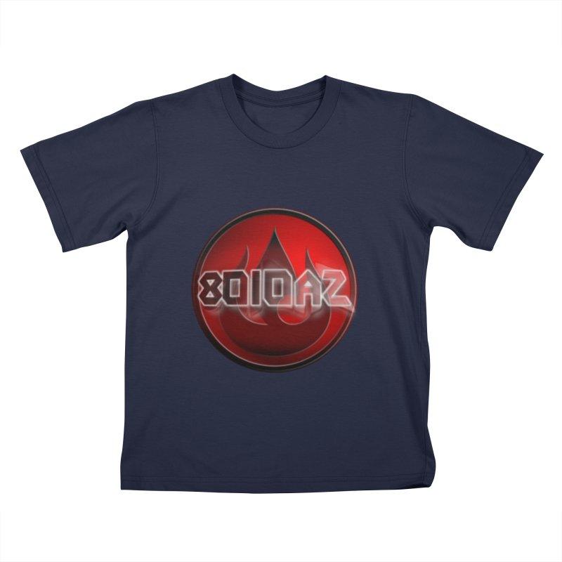8010az Logo Kids T-Shirt by 8010az's Shop