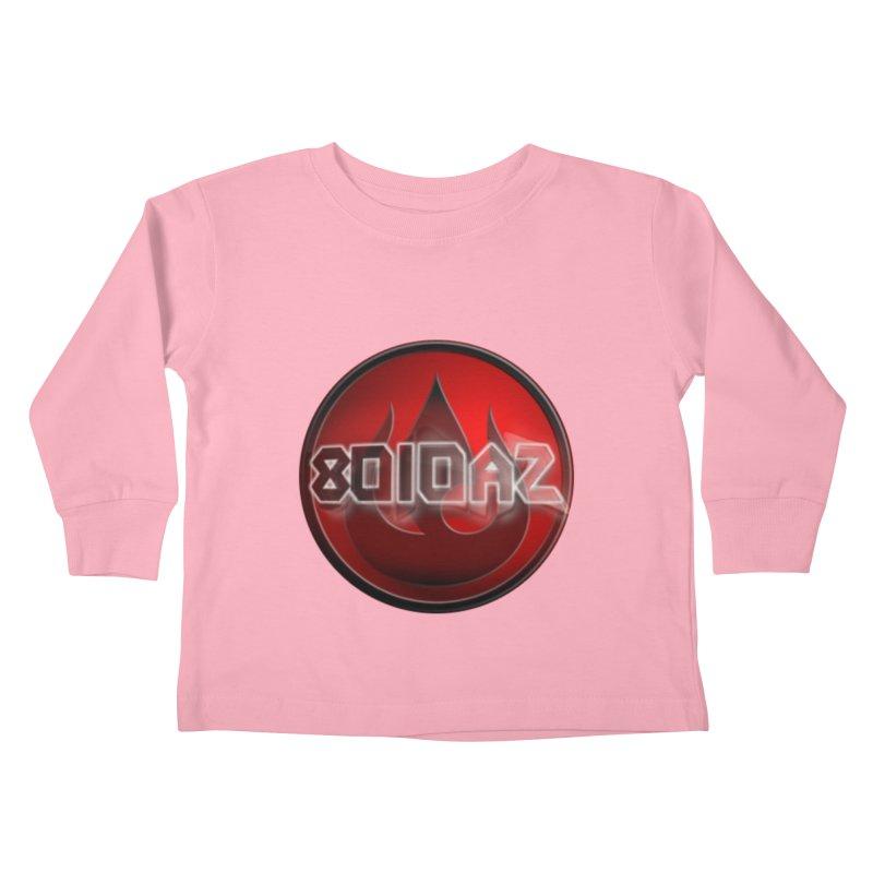 8010az Logo Kids Toddler Longsleeve T-Shirt by 8010az's Shop