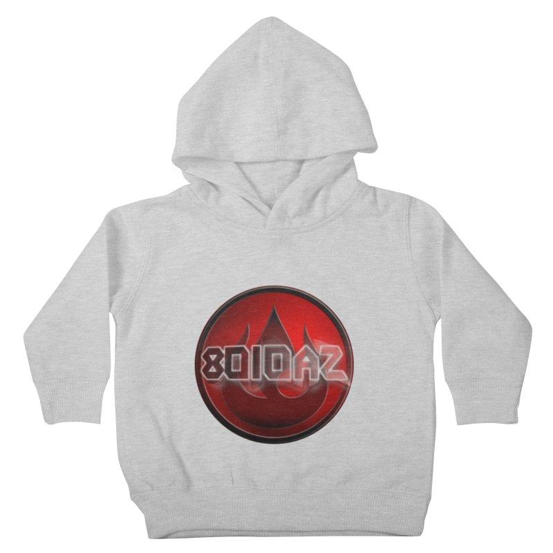 8010az Logo Kids Toddler Pullover Hoody by 8010az's Shop
