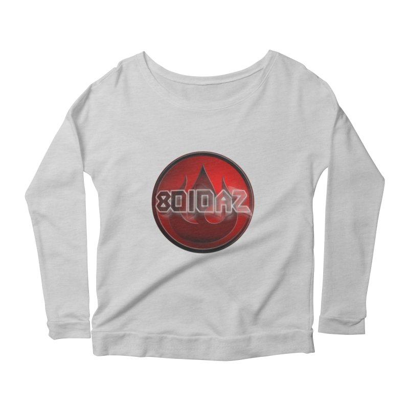 8010az Logo Women's Scoop Neck Longsleeve T-Shirt by 8010az's Shop