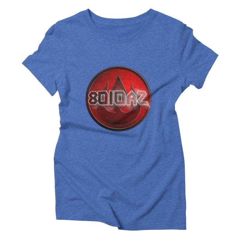 8010az Logo Women's Triblend T-Shirt by 8010az's Shop