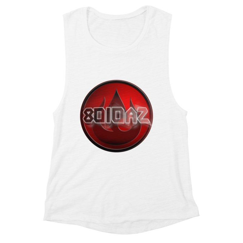 8010az Logo Women's Muscle Tank by 8010az's Shop