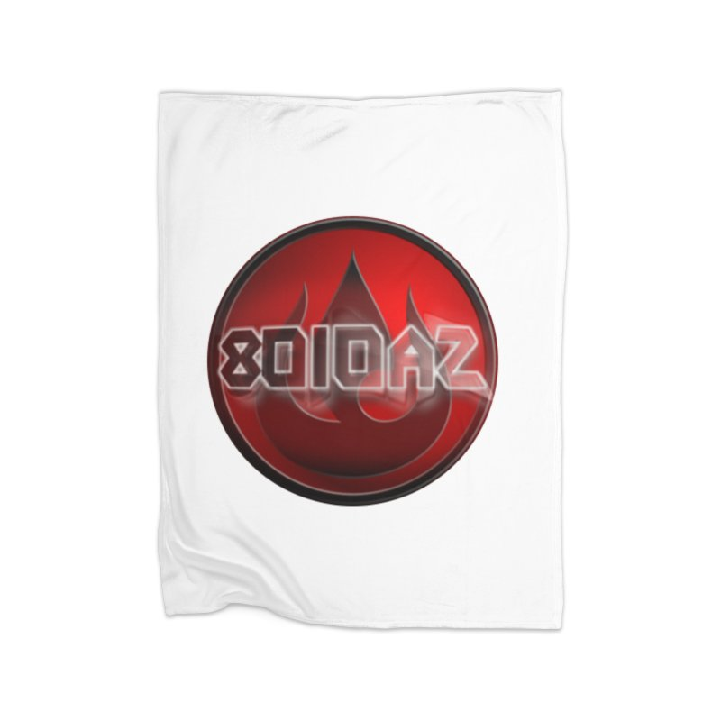 8010az Logo Home Fleece Blanket Blanket by 8010az's Shop