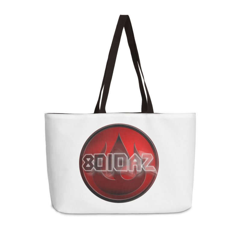 8010az Logo Accessories Weekender Bag Bag by 8010az's Shop