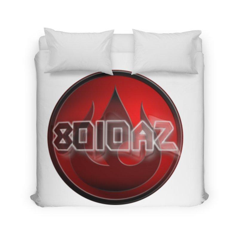 8010az Logo Home Duvet by 8010az's Shop
