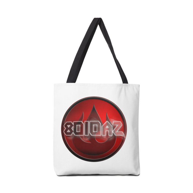 8010az Logo Accessories Tote Bag Bag by 8010az's Shop