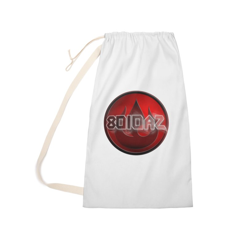 8010az Logo Accessories Laundry Bag Bag by 8010az's Shop