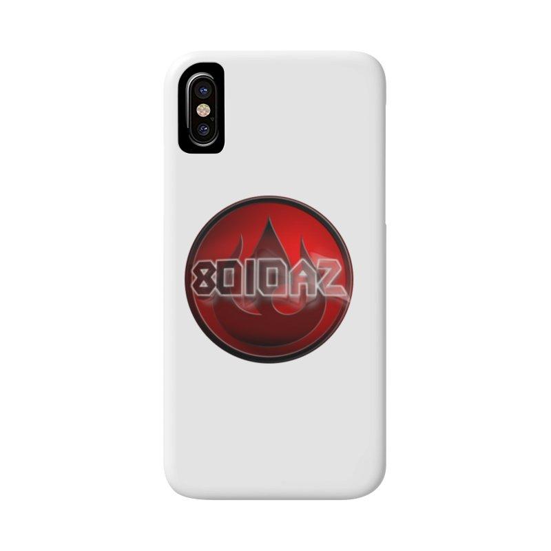 8010az Logo Accessories Phone Case by 8010az's Shop