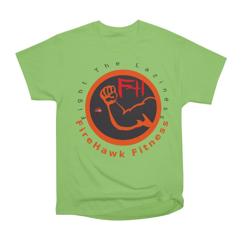 FireHawk Fitness Men's Heavyweight T-Shirt by 8010az's Shop