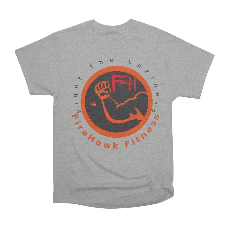 FireHawk Fitness Women's Heavyweight Unisex T-Shirt by 8010az's Shop