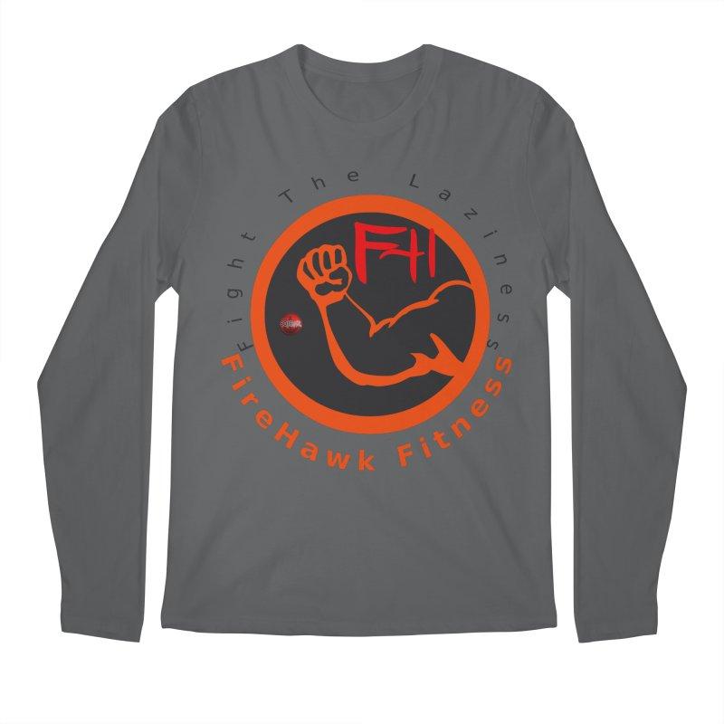 FireHawk Fitness Men's Regular Longsleeve T-Shirt by 8010az's Shop