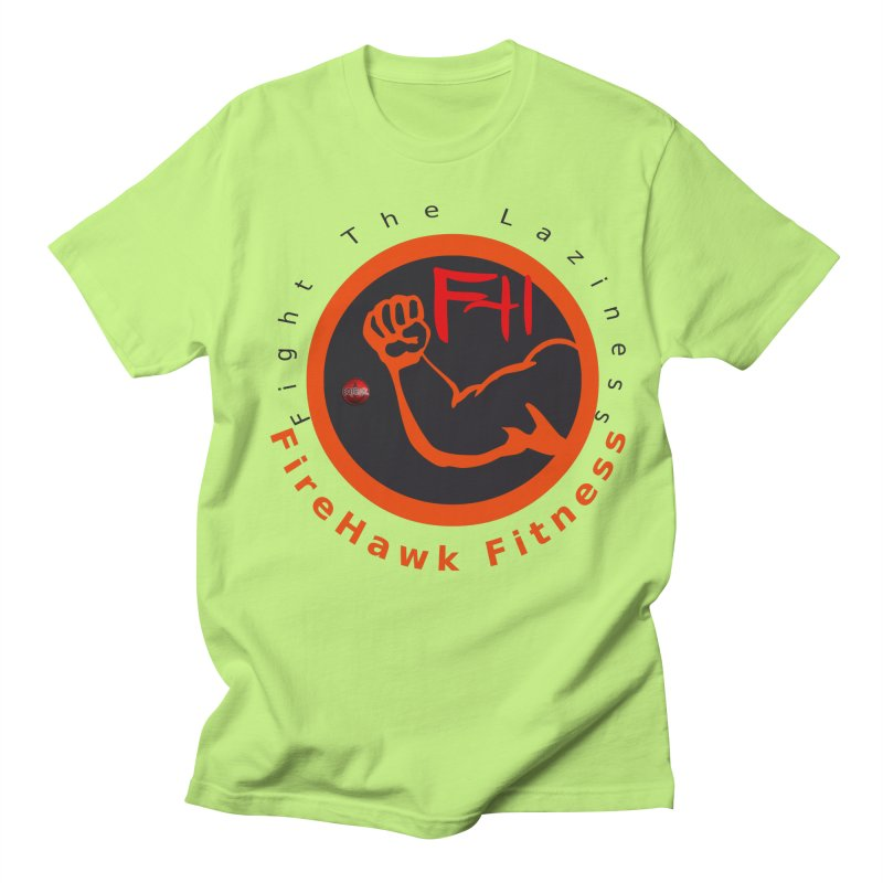 FireHawk Fitness Men's Regular T-Shirt by 8010az's Shop