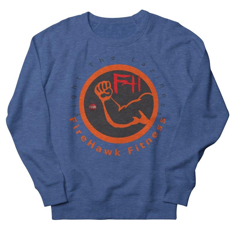 FireHawk Fitness Men's Sweatshirt by 8010az's Shop