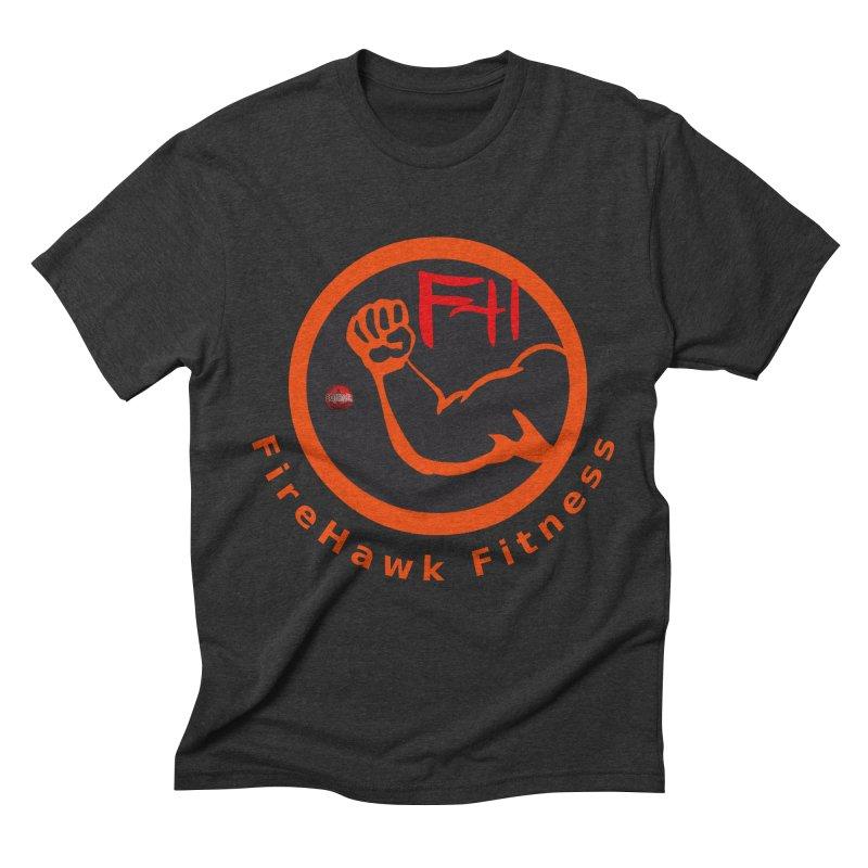 FireHawk Fitness Men's Triblend T-Shirt by 8010az's Shop
