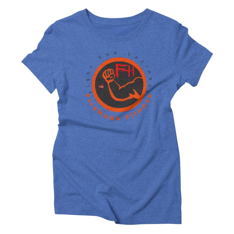 FireHawk Fitness Women's Triblend T-Shirt by 8010az's Shop