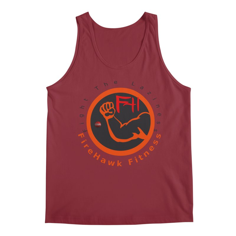 FireHawk Fitness Men's Regular Tank by 8010az's Shop