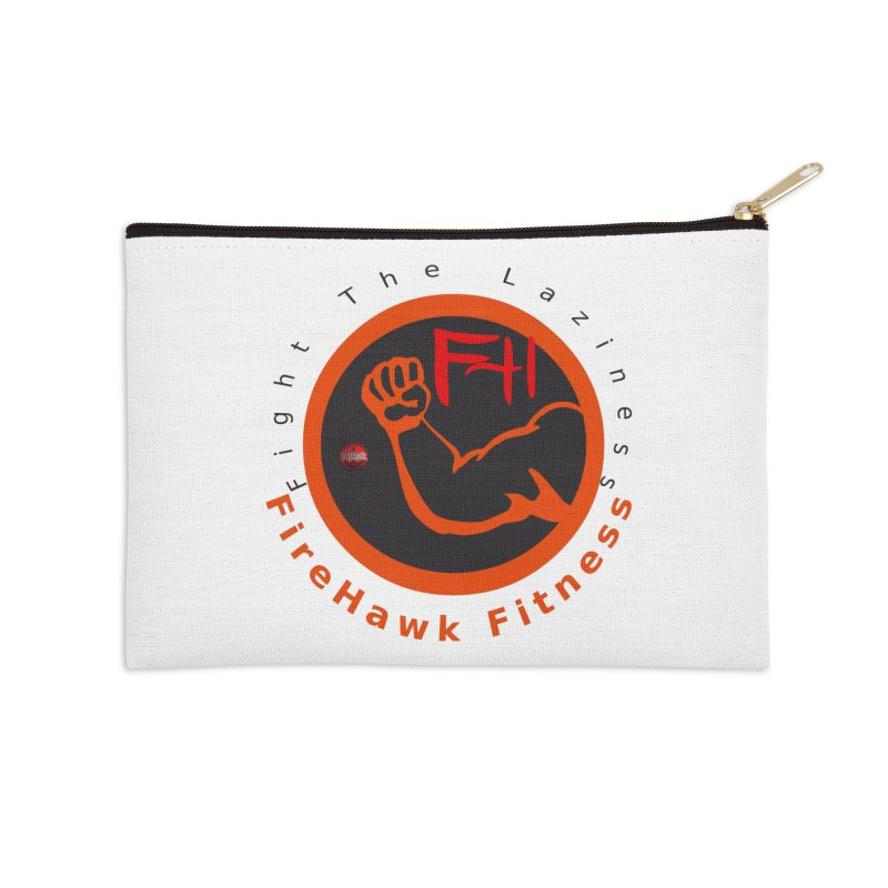 FireHawk Fitness Accessories Zip Pouch by 8010az's Shop