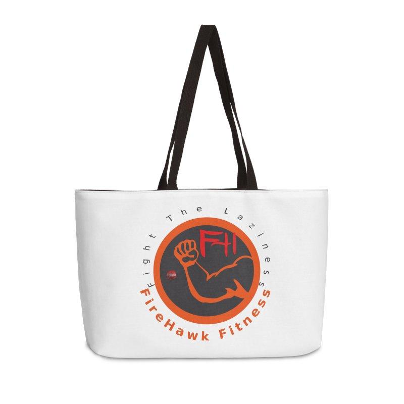 FireHawk Fitness Accessories Weekender Bag Bag by 8010az's Shop