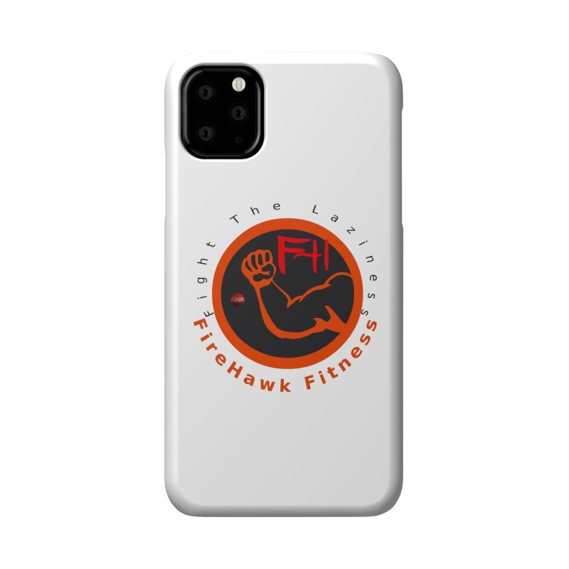 FireHawk Fitness Accessories Phone Case by 8010az's Shop