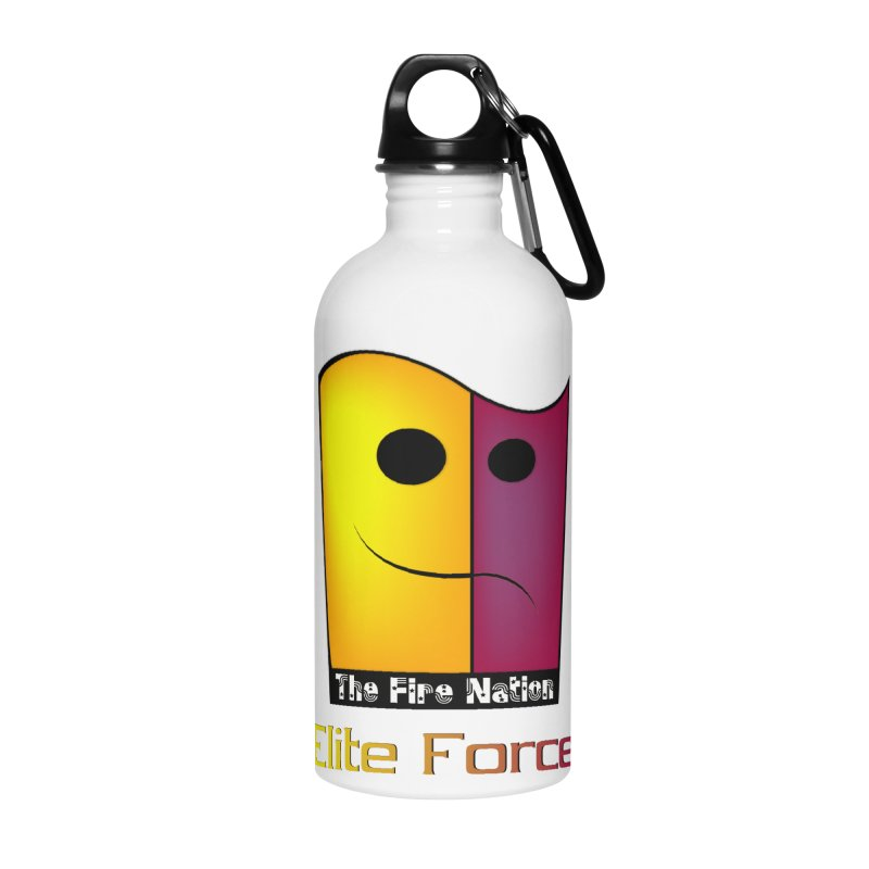 Fire Nation Elite Force Accessories Water Bottle by 8010az's Shop