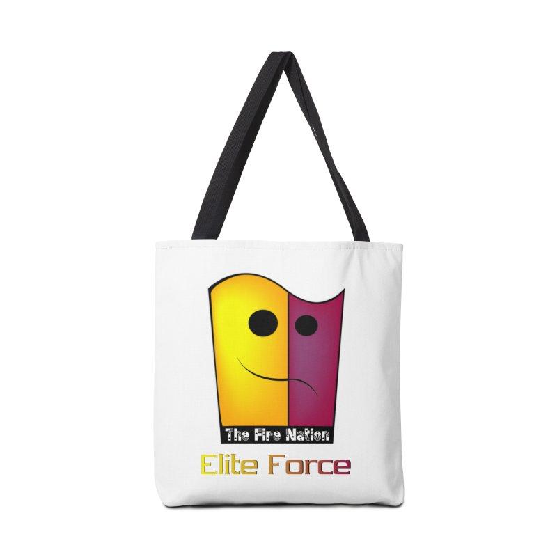 Fire Nation Elite Force Accessories Tote Bag Bag by 8010az's Shop