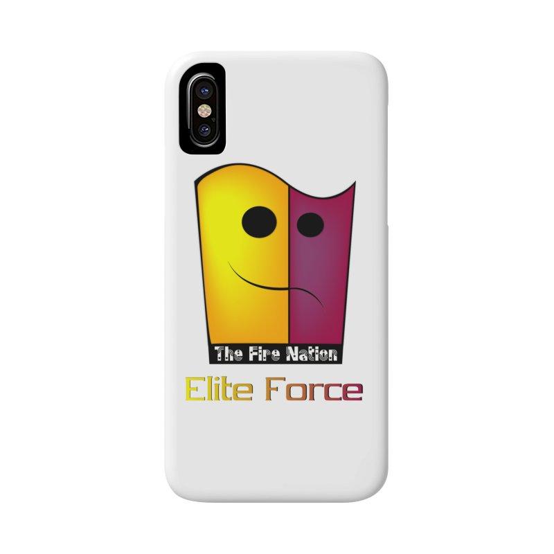 Fire Nation Elite Force Accessories Phone Case by 8010az's Shop