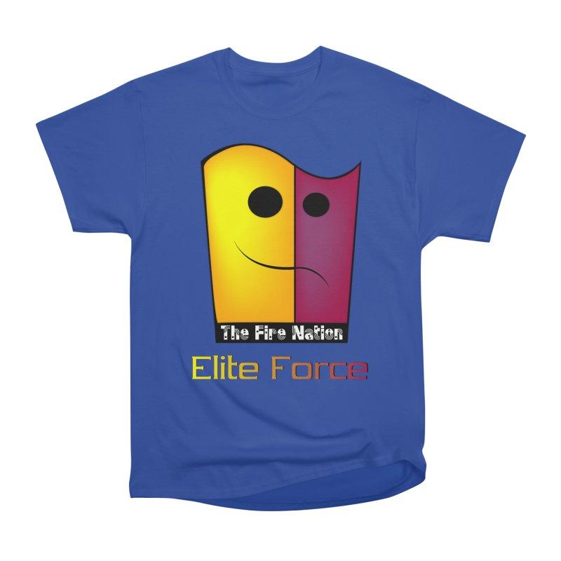 Fire Nation Elite Force Women's Heavyweight Unisex T-Shirt by 8010az's Shop