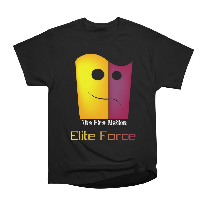 Fire Nation Elite Force Women's Heavyweight Unisex T-Shirt by 8010az's Shop