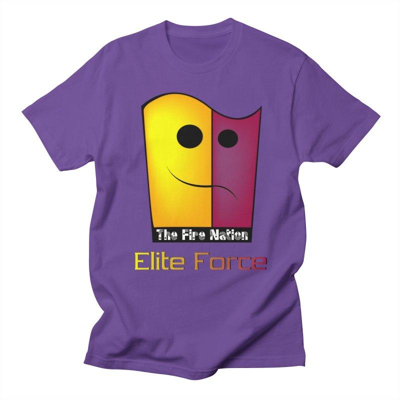 Fire Nation Elite Force Women's Regular Unisex T-Shirt by 8010az's Shop