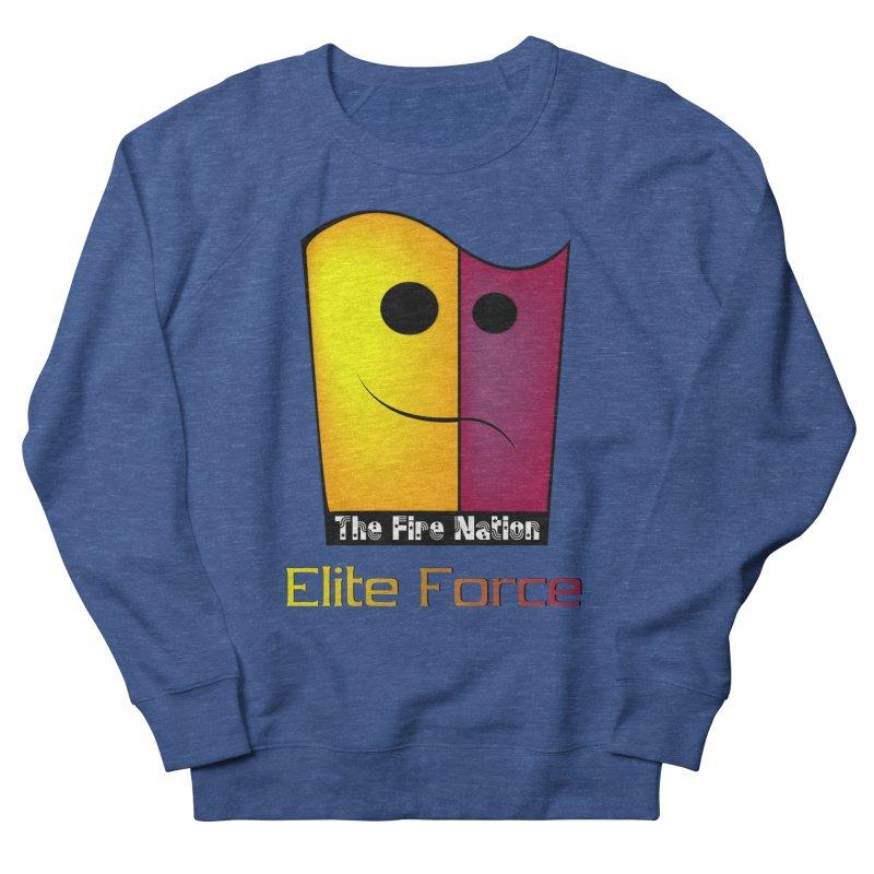 Fire Nation Elite Force Women's French Terry Sweatshirt by 8010az's Shop