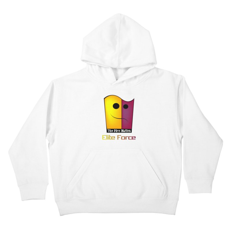 Fire Nation Elite Force Kids Pullover Hoody by 8010az's Shop
