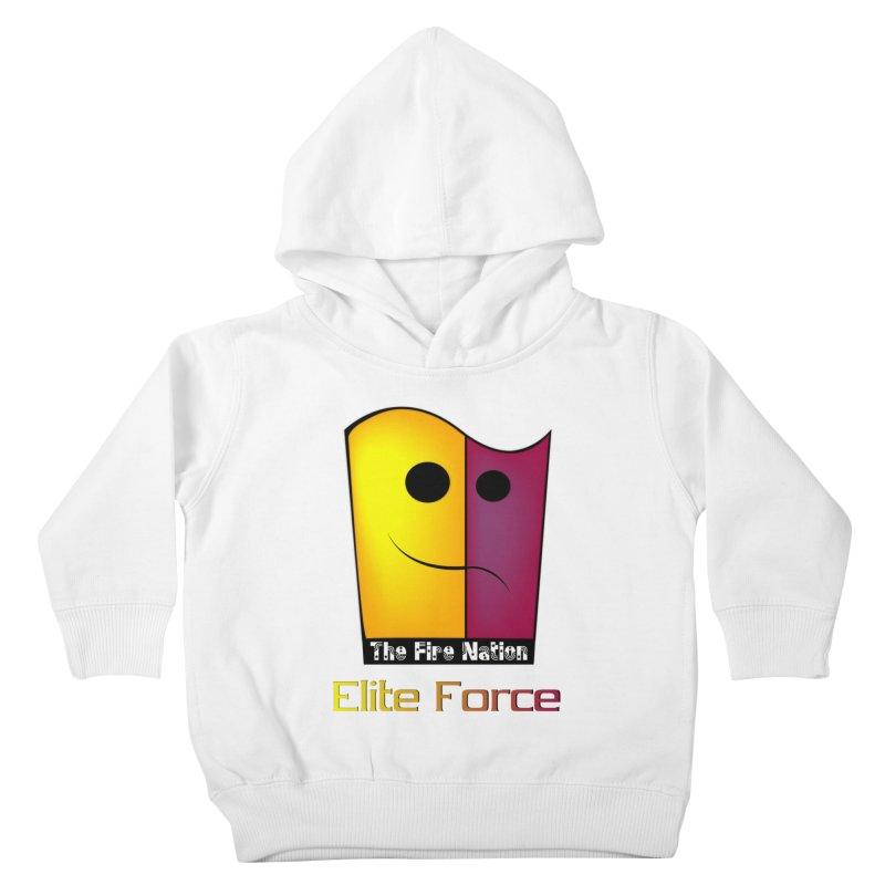 Fire Nation Elite Force Kids Toddler Pullover Hoody by 8010az's Shop