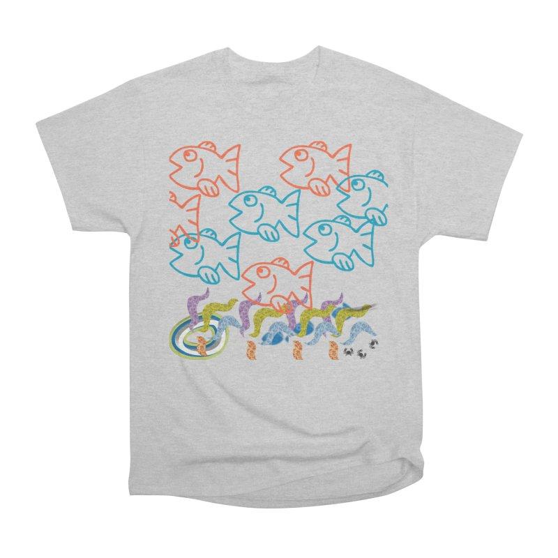 Sea Life - Nature Men's T-Shirt by 8010az's Shop