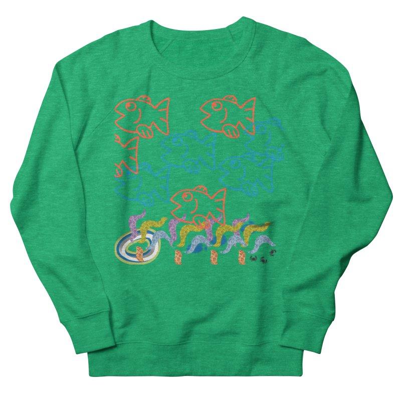 Sea Life - Nature Women's French Terry Sweatshirt by 8010az's Shop