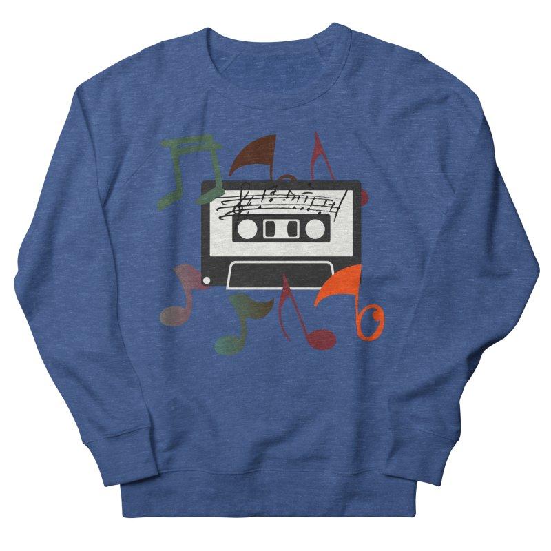 Vintage Music Men's Sweatshirt by 8010az's Shop