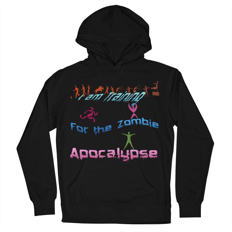 Fitness For The Zombie Apocalypse Women's French Terry Pullover Hoody by 8010az's Shop