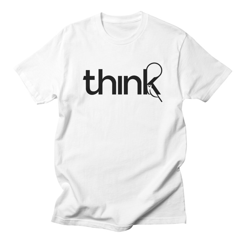 think outside Men's T-Shirt by 804jason's Artist Shop