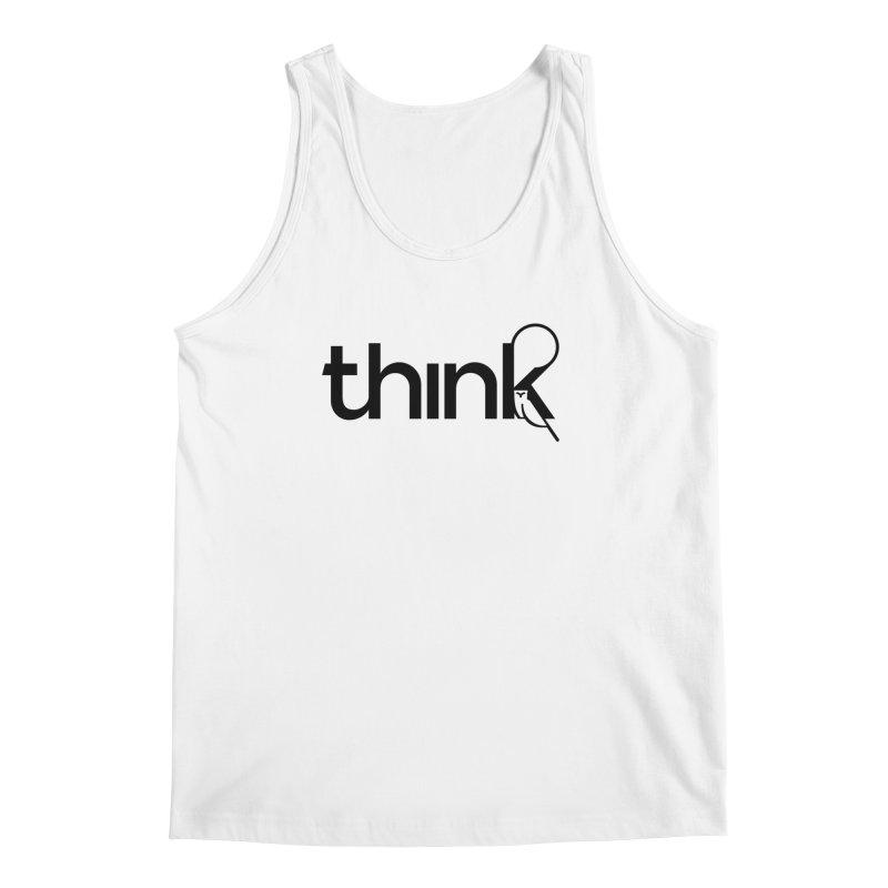 think outside Men's Tank by 804jason's Artist Shop
