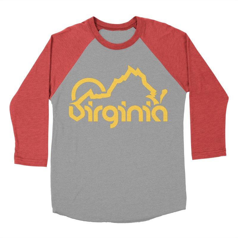 Virginia Women's Baseball Triblend T-Shirt by 804jason's Artist Shop