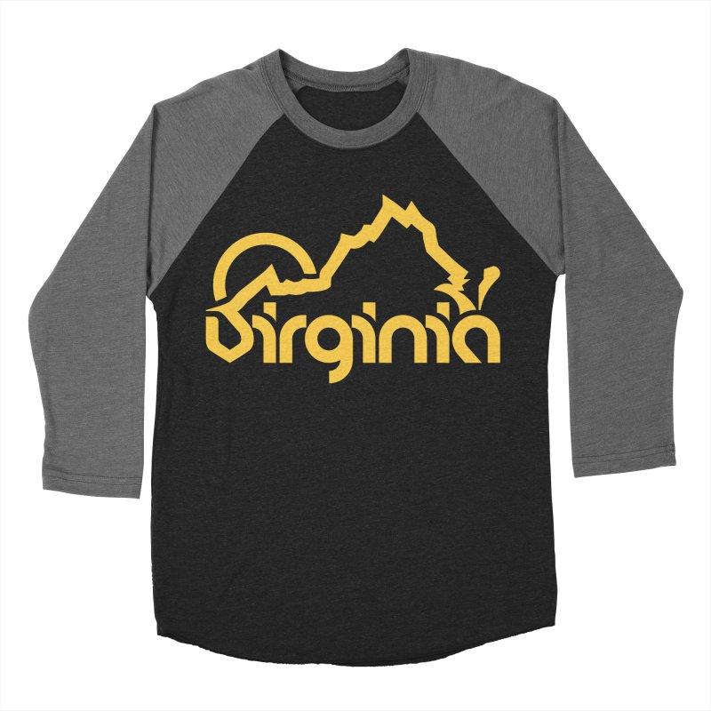 Virginia Men's Baseball Triblend T-Shirt by 804jason's Artist Shop