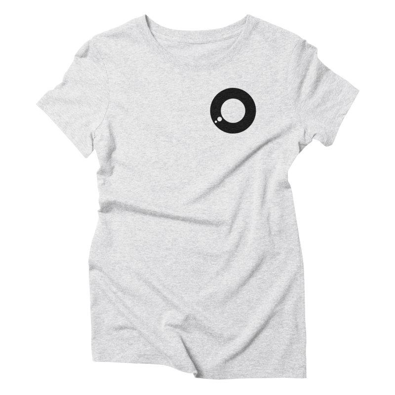 Think icon Women's Triblend T-Shirt by 804jason's Artist Shop