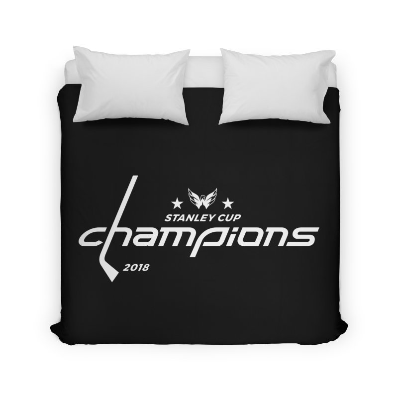 Champions Home Duvet by 804jason's Artist Shop