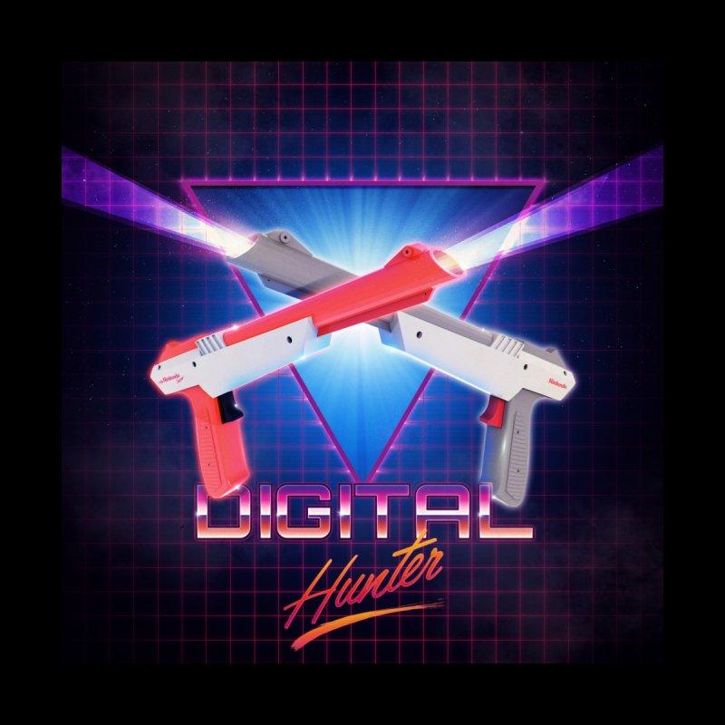 Digital Hunter by 80's Pixels's Shop