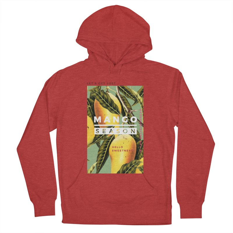 Mango Season Men's Pullover Hoody by 83oranges