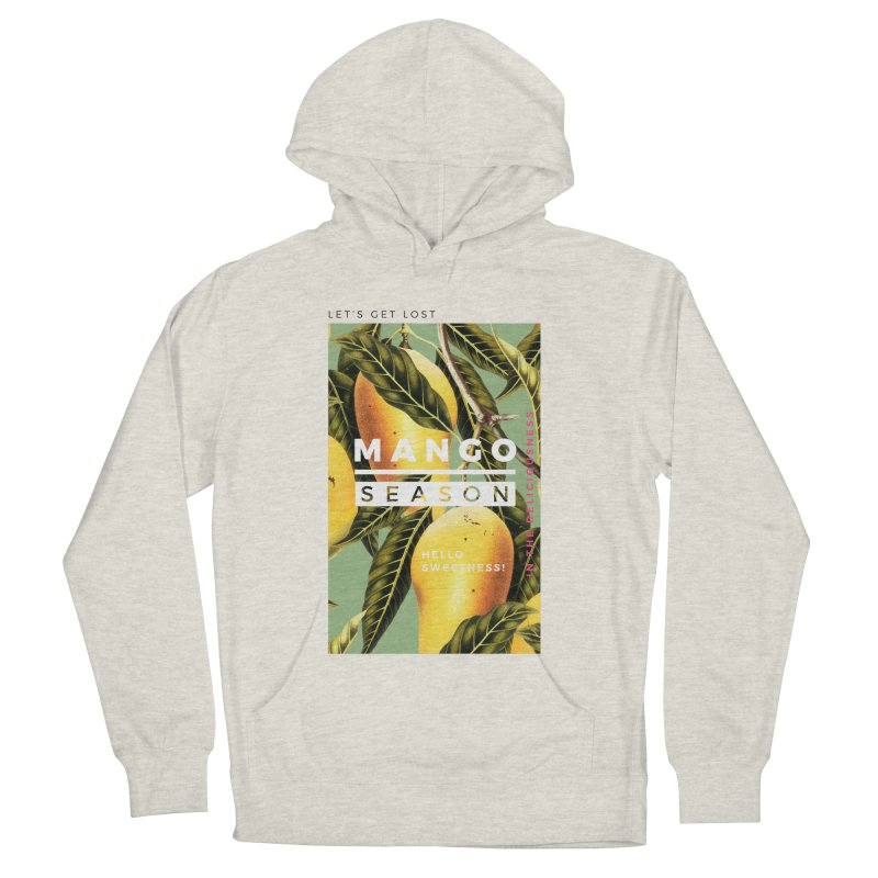 Mango Season Men's Pullover Hoody by 83oranges