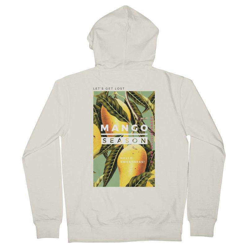 Mango Season Women's Zip-Up Hoody by 83oranges